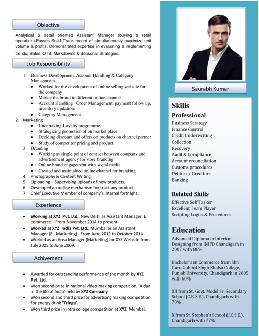 Online Free Resume Templates | Download Resume Template Word   RTS